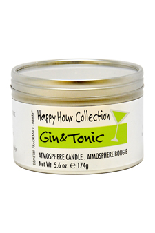 Gin and Tonic by Demeter for Unisex - 5.6 oz Candle