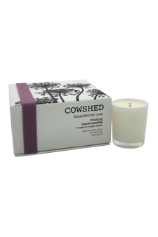 Knackered Cow Relaxing Travel Candles by Cowshed for Women - 4 x 1.34 oz Candle