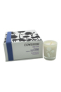 Lazy Cow Soothing Travel Candles by Cowshed for Women - 4 x 1.34 oz Candle