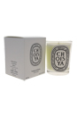 Choisya Scented Candle by Diptyque for Unisex - 6.5 oz Candle