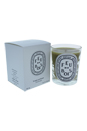 Feu De Bois Scented Candle by Diptyque for Unisex - 6.5 oz Candle