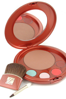 Bronze Goddess Palette(Bronzer+2 Eyeshadow+2 Lipstick+2 Applicator) by Estee Lauder for Women - 1 Pc Palette