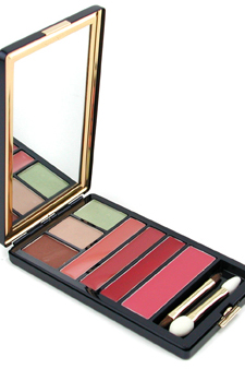 Limited Edition Colors MakeUp Palette by Estee Lauder for Women - 9 Pc Makeup