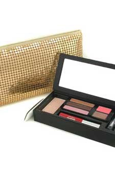 Chic & Glam MakeUp Palette - Gold by Clarins for Women - 1 Pc MakeUp Palette