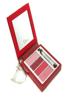 Dior Holiday Collection Makeup Palette For The Lips (Unboxed) by Christian Dior for Women - 0.2 oz Palette
