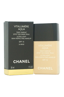 Vitalumiere Aqua Ultra Light Skin Perfecting Makeup SFP 15 - #50 Beige at Perfume WorldWide