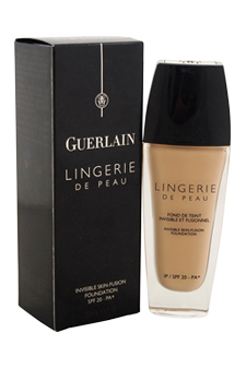 Lingerie de Peau Invisible Skin Fusion Foundation SPF 20 PA+ - # 02 Beige Clair at Perfume WorldWide