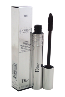 Christian Dior DiorShow Iconic High Definition Lash Curler Mascara - #698 Chestnut women 0.33oz