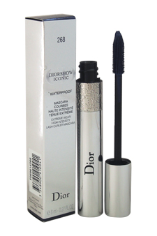 Diorshow Iconic Extreme Waterproof Mascara - # 268 Blue at Perfume WorldWide