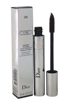 Diorshow Iconic Extreme Waterproof Mascara - # 698 Brown at Perfume WorldWide