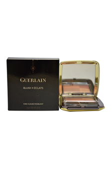 Blush 4 Eclats Sculpting Blush - # 05 Rose Plein Vent by Guerlain for Unisex - 0.32 oz Blush
