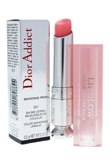 Dior Addict Lip Glow Color Awakening Lip Balm SPF 10 by Christian Dior for Women - 0.12 oz Lip Color