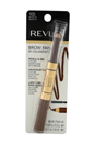 Brow Fantasy Pencil and Gel #105 Brunette by Revlon for Unisex - 0.04 oz Eye Brow Pencil