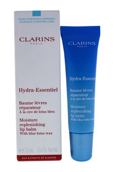 Moisture Replenishing Lip Balm by Clarins for Unisex - 0.45 oz Lip Balm