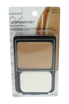 Ultimate Finish Liquid Powder Makeup - # 425 Buff Beige by CoverGirl for Women - 0.4 oz Makeup