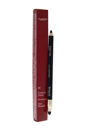 Eye Pencil Waterproof - # 01 Black by Clarins for Women - 0.04 oz Eye Pencil