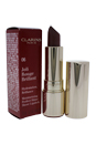 Joli Rouge Brillant Lipstick - # 06 Fig by Clarins for Women - 0.1 oz Lipstick