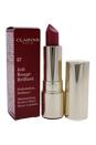 Joli Rouge Brillant Lipstick - # 07 Raspberry by Clarins for Women - 0.1 oz Lipstick