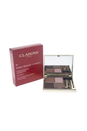 Eye Quartet Mineral Palette - # 03 Rosewood by Clarins for Women - 0.2 oz Eyeshadow