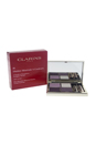 Eye Quartet Mineral Palette - # 05 Violet by Clarins for Women - 0.2 oz Eyeshadow
