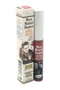Meet Matte Hughes Long Lasting Liquid Lipstick - Sincere by the Balm for Women - 0.25 oz Lip Gloss