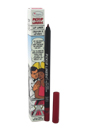Pickup Liners Lip Liner - Checking You Out by the Balm for Women - 0.5 oz Lip Liner