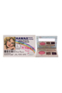 Autobalm Hawaii Face Palette by the Balm for Women - 1 Pc Palette