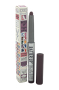 Batter Up Eyeshadow Stick - Pinch Hitter by the Balm for Women - 0.06 oz Eyeshadow