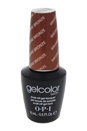 GelColor Soak-Off Gel Lacquer # GC A45 - Brisbane Bronze by OPI for Women - 0.5 oz Nail Polish