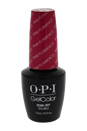 GelColor Soak-Off Gel Lacquer # GC E44 - Pink Flamenco by OPI for Women - 0.5 oz Nail Polish
