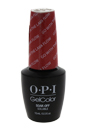 GelColor Soak-Off Gel Lacquer # GC H69 - Go With The Lava Flow by OPI for Women - 0.5 oz Nail Polish
