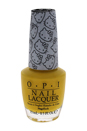 Nail Lacquer - # NL H88 My Twin Mimmy by OPI for Women - 0.5 oz Nail Polish