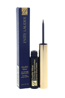 Double Wear Zero Smudge Liquid Eyeliner - # 02 Brown by Estee lauder for Women - 0.1 oz Eye Liner