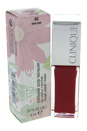 Clinique Pop Lacquer Lip Colour + Primer # 02 Lava Pop by Clinique for Women - 0.20 oz Lip Gloss