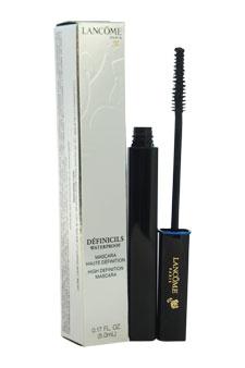 Definicils Mascara Waterproof  # Black/Noir by Lancome for Women - 0.16 oz Mascara