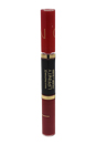 Lipfinity Colour & Gloss - # 640 Lasting Grenadine by Max Factor for Women - 2 x 3 ml Lip Gloss