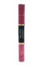 Lipfinity Colour & Gloss - # 510 Radiant Rose by Max Factor for Women - 2 x 3 ml Lip Gloss