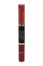 Lipfinity Colour & Gloss - # 560 Radiant Red by Max Factor for Women - 2 x 3 ml Lip Gloss
