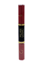Lipfinity Colour & Gloss - # 570 Gleaming Coral by Max Factor for Women - 2 x 3 ml Lip Gloss