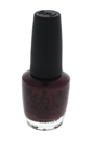 Nail Lacquer - # HL E14 Sleigh Ride For Two by OPI for Women - 0.5 oz Nail Polish