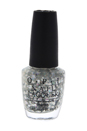 Nail Lacquer - # HL E16 I Snow You Love Me by OPI for Women - 0.5 oz Nail Polish