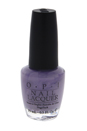 Nail Lacquer - # NL B71 Done Out In Deco by OPI for Women - 0.5 oz Nail Polish
