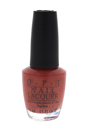 Nail Lacquer - # NL I08 Hong Kong Sunrise by OPI for Women - 0.5 oz Nail Polish