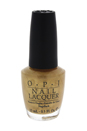 Nail Lacquer - # NL I49 Curry Up Don't Be Late by OPI for Women - 0.5 oz Nail Polish