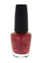 Nail Lacquer - # NL J10 Holy Pink Pagoda by OPI for Women - 0.5 oz Nail Polish