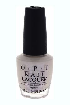 Nail Lacquer - # NL T63 Chiffon My Mind by OPI for Women - 0.5 oz Nail Polish