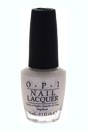 Nail Lacquer - # NL T63 Chiffon My Mind by OPI for Women - 0.5 oz Nail Polish