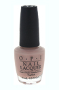 Nail Lacquer - # NL T65 Put It In Neutral by OPI for Women - 0.5 oz Nail Polish