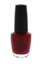 Nail Lacquer - # NL W41 O'hare & Nails Look Great by OPI for Women - 0.5 oz Nail Polish