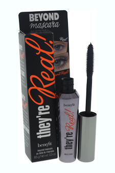 They're real! Mascara - Beyond Black